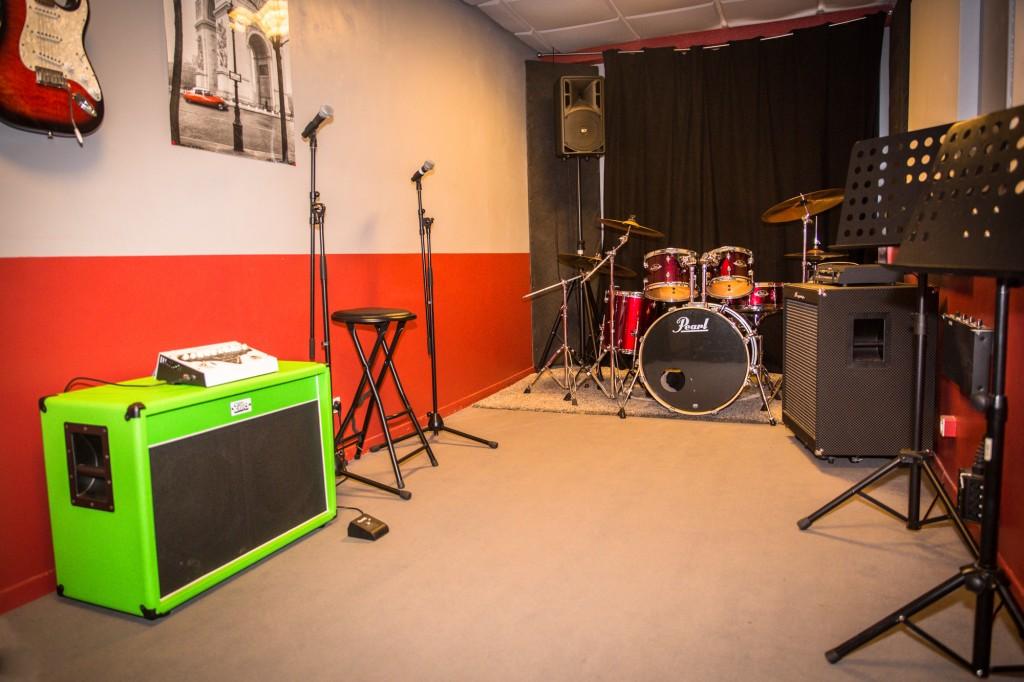 Studio Rock vue 1 - RepluG