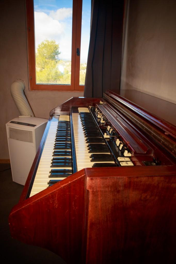 Orgue Hammond C3