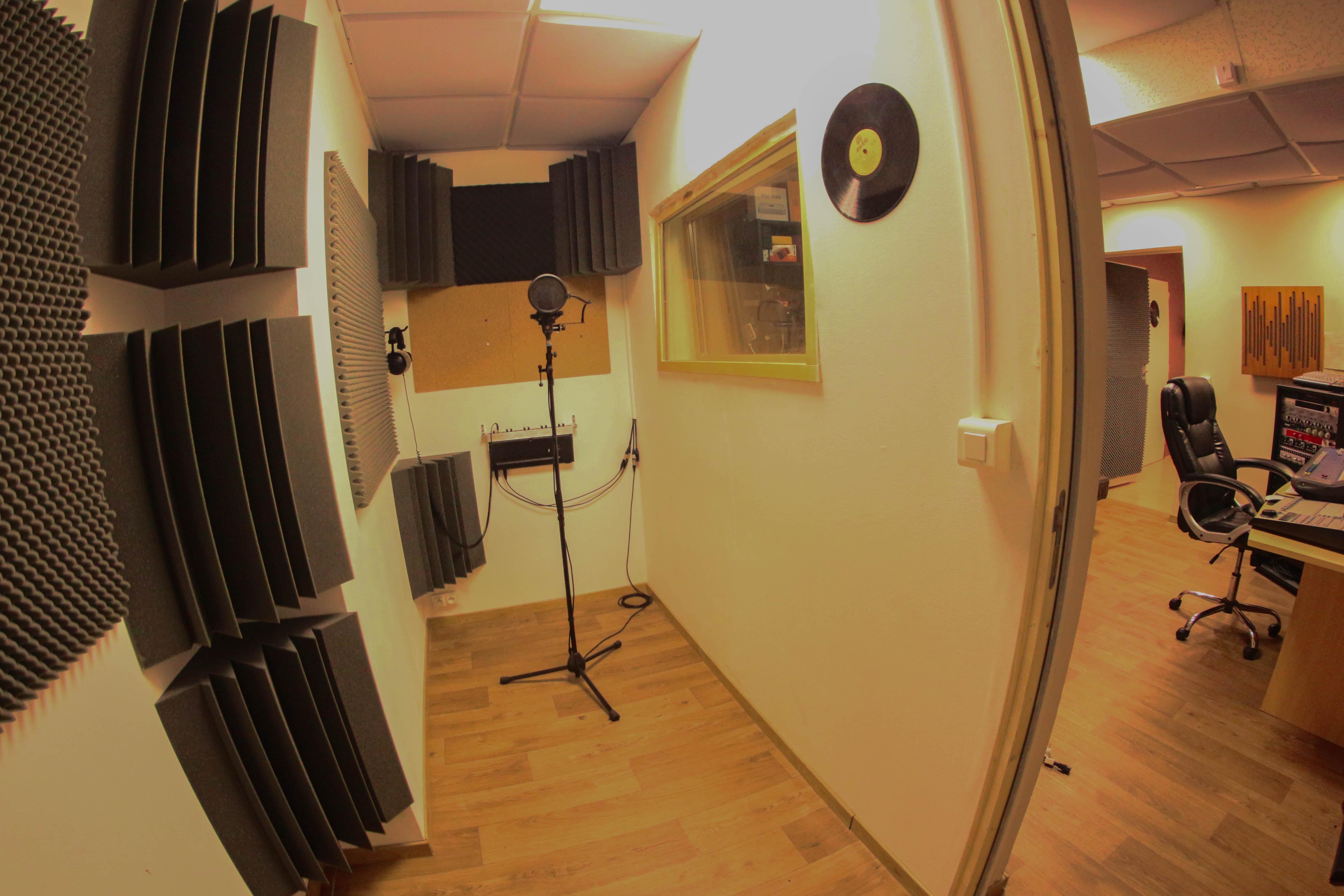 salles et acoustique studio replug. Black Bedroom Furniture Sets. Home Design Ideas